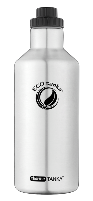 ECOtanka thermotanka 800ml with screwtop lid