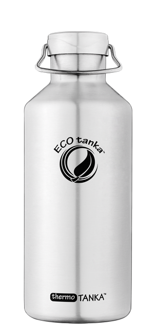 ECOtanka thermotanka 800ml with stainless steel Modern lid