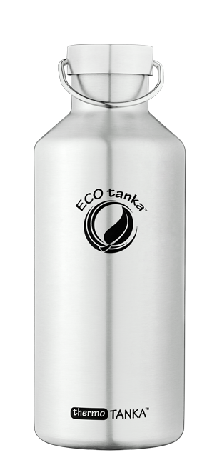 ECOtanka thermotanka 800ml with stainless steel classic lid