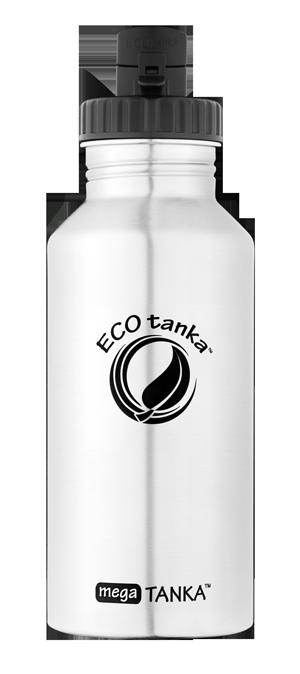 megatanka 2L litre water bottle stainless steel