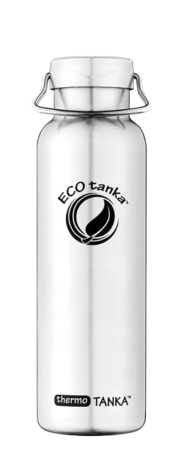 ECOtanka thermotanka 600ml with stainless steel classic lid