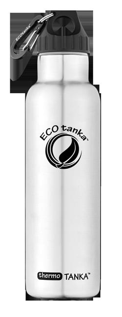ECOtanka thermotanka 350ml with poly loop lid