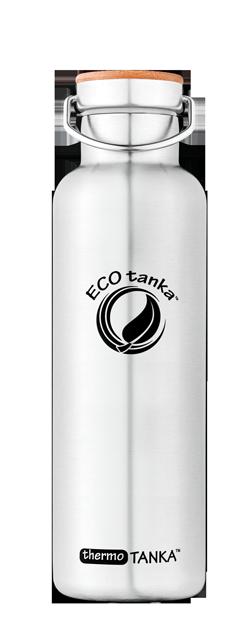 ECOtanka thermotanka 800ml with stainless steel classic lid