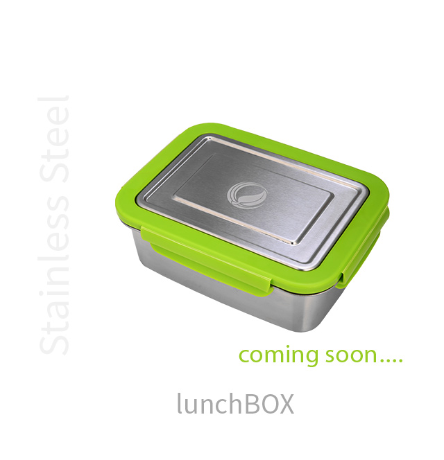 ECOtanka Stainless Steel lunchBOX