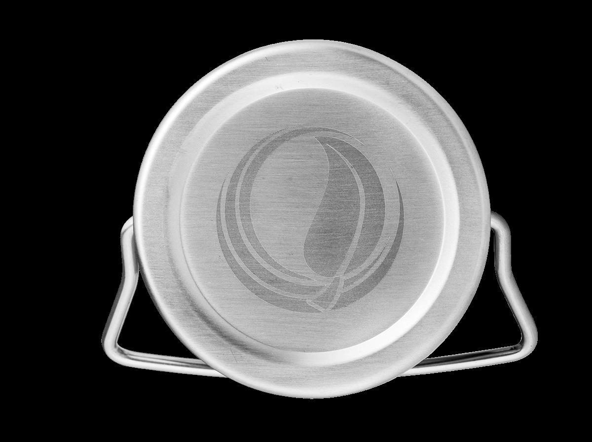 ECOtanka mega Stainless Steel lid top