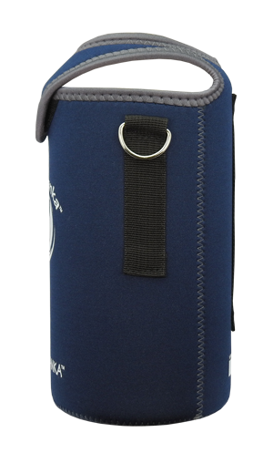 kooler cover dark blue 2l