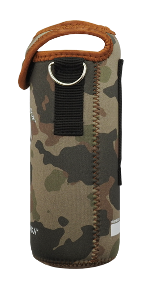 ECOtanka sports 800ml kooler cover Camo side