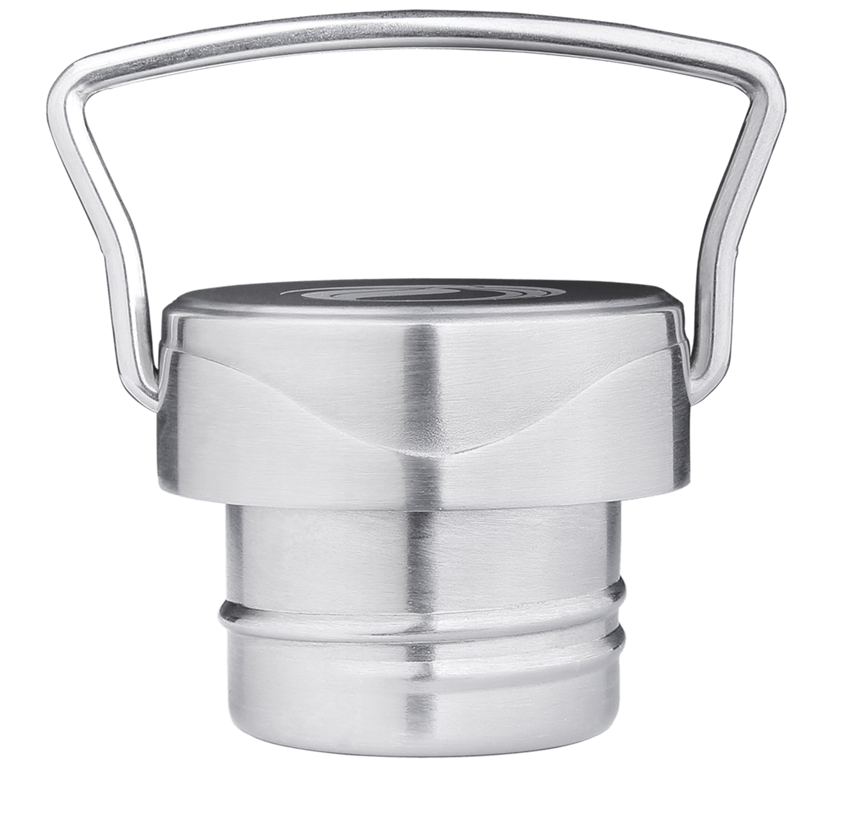 ECOtanka Stainless Steel 44wave lid side