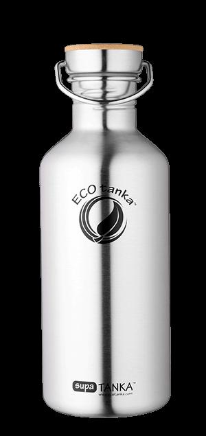 ECOtanka supatanka with stainless steel bamboo lid